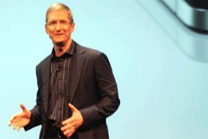 Tim Cook, Apple