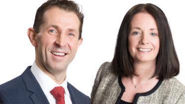 Eric Conway and Gillian O'Sullivan, BearingPoint